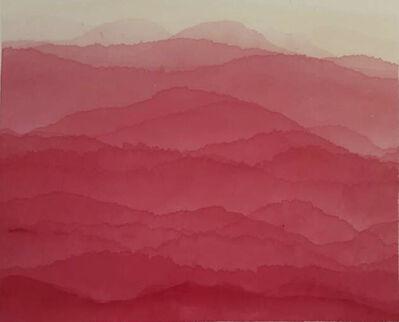 Minjung Kim, 'Red Mountain', 2016