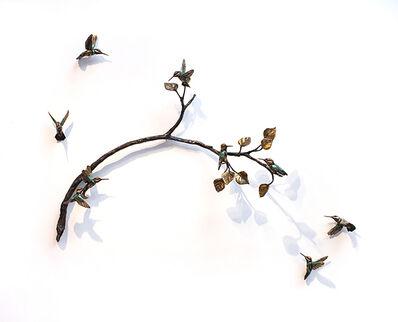 Bryce Pettit, 'Hummingbirds (Latitude Series)', 2019