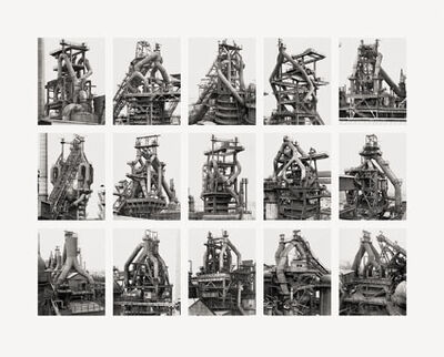 Bernd and Hilla Becher, 'Hochöfen (Blast Furnaces)', 2007