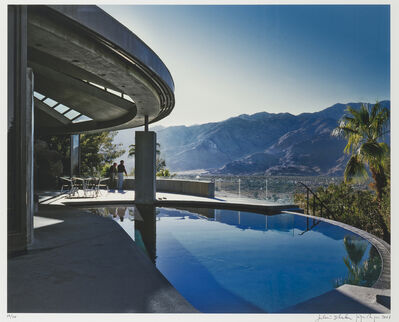 Julius Shulman, 'Elrod House, Palm Springs, CA', 2007