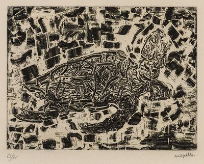 Jean-Paul Riopelle, 'La tortue II'