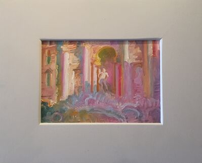 John Asaro, 'Trevi Fountain '