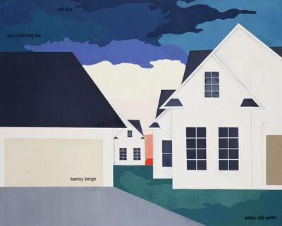 Purdy Eaton, 'Barely Beige', 2015