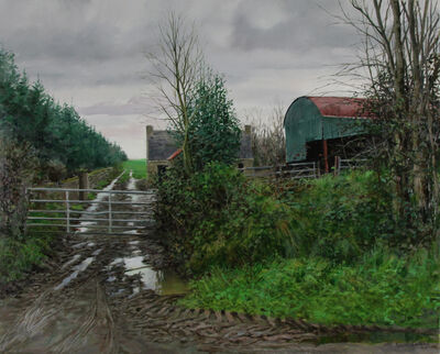 Eugene Conway, 'Farm In Winter', 2019