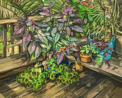 Francis Sills, 'Summer Garden II', 2017