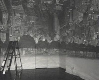 Abelardo Morell, 'Camera Obscura Image of Manhattan View Looking in Empty Room', 1996