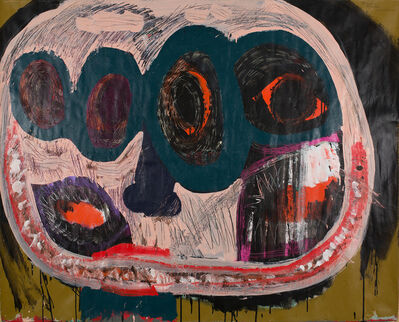 Issei Nishimura, 'Fear of Eye', 2013