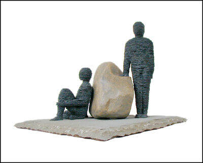 Boaz Vaadia, 'Ge'u'el & Binyamin', 2002