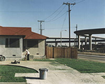 John Humble, 'Lugo Park Avenue at Fernwood, Lynwood', 1993