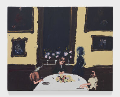 Genieve Figgis, 'Dinner Party', 2014