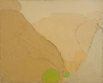 Adeine de la Noe, 'Untitled Canyon', ca. 1980s