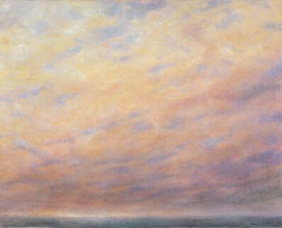 Jane Wilson (1924-2015), 'Night Fall, Montauk', 1990-91