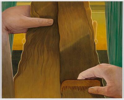 Michael Stamm, 'Combing', 2015