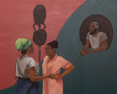 Bunmi Agusto, 'Before You Leave', 2020