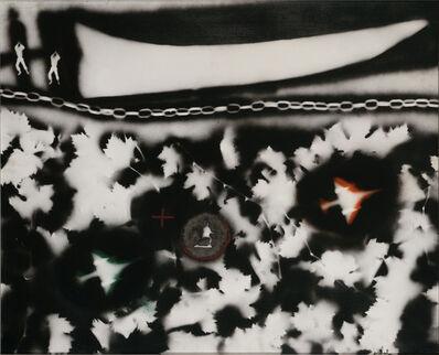 François Arnal, 'Le Vietnam (Bombardement N°63)', 1965