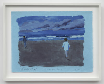 Sebastian Blanck, 'Walk to the Beach', 2014
