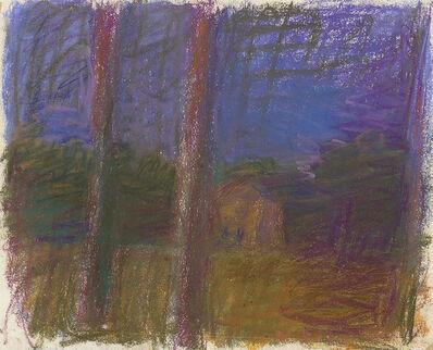 Wolf Kahn, 'Near Oak Bluffs', 1965