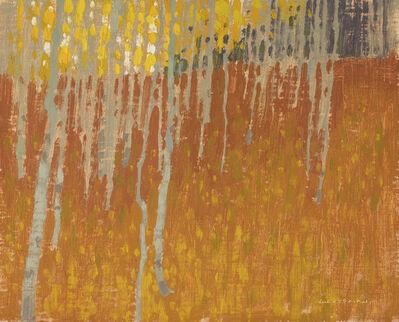 David Grossmann, 'Warmth of Fallen Leaves', 2017