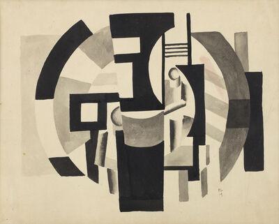 Fernand Léger, 'Composition avec figures', 1919