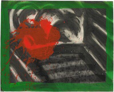 Howard Hodgkin, 'In an Empty Room', 1990