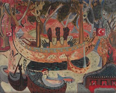 Bedri Rahmi Eyüboğlu, 'Yavuz is coming Yavuz', 1932