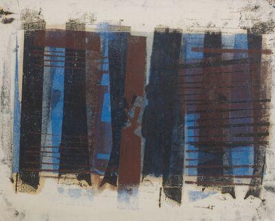 Robyn Denny, '1 B 9', 1955