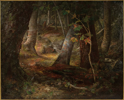 Peter Fishe Reed, 'Forest Brook'