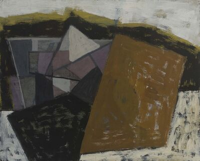 Wilhelmina Barns-Graham, 'Porthmeor', 1954
