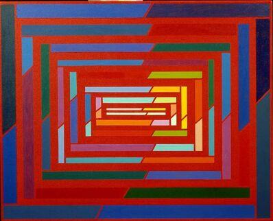 Piero Dorazio, 'Astrazione', 2004