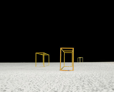 David Burdeny, 'Goalposts I'