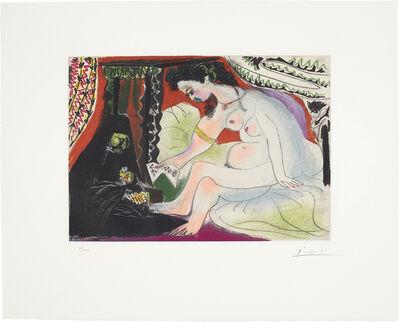 Pablo Picasso, 'Bethsabée (Bathsheba)', 1966