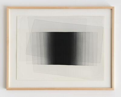Joachim Bandau, 'untitled, 13.9.2011 / Stäfa', 2011