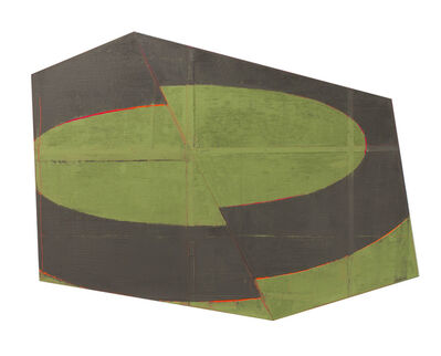 David Row, 'Verde', 2015