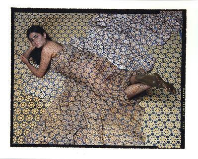 Lalla Essaydi, 'Harem #5', 2009