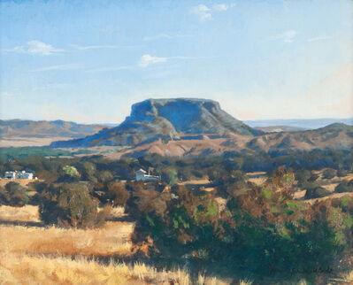 Bob Stuth-Wade, 'Road to Los Alamos', 2017