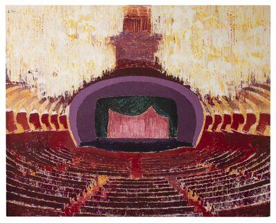 Enoc Perez, 'Teatro Regio, Piazza Castello 215, Turin', 2019