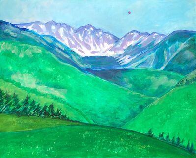 Randa Dubnick, 'Snow in June (Above Treeline)', 2020