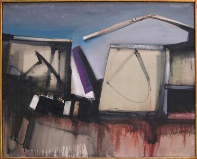 John Hultberg, 'Sails', 1961