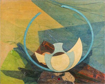 Roberto Crippa, 'Mon soleil', 1972