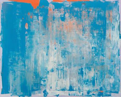 Feng Lianghong 冯良鸿, '蓝 Blue 19-5-1', 2019