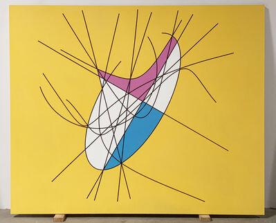Clifford Singer, 'Untitled, (Serpentine Curve)', 2020