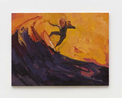 Michael Ajerman, 'His Wave, Christmas Morning', 2020
