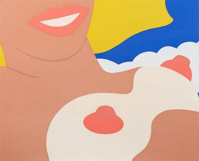 Tom Wesselmann, 'Nude', 1965