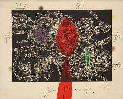 Joan Miró, 'Espriu-Miro', 1975