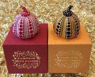 Yayoi Kusama, 'Set of two Pumpkins (Red and Yellow)', 2013