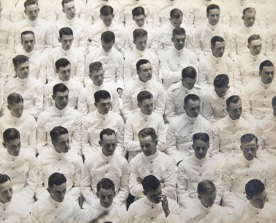 Alfred Eisenstaedt, 'Midshipmen', 1936