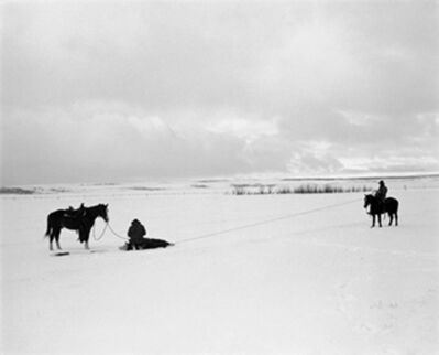 Kurt Markus, 'YP Ranch, Tuscarora, Nevada', 1981