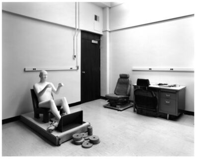 Lynne Cohen, 'Laboratory (Microphones)', 2000
