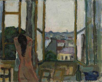 Bernard Lamotte, 'Nude in a Paris Apartment', 20th Century