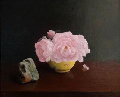 J. Clayton Bright, 'Yellow Bowl', 2012